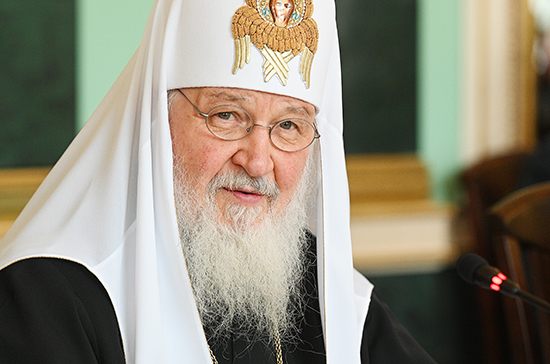 Патриарх Кирилл самоизолировался после контакта с инфицированным COVID-19
