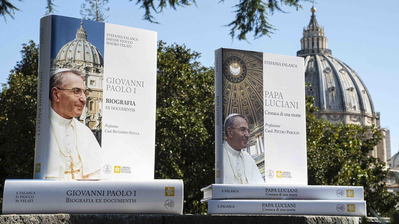Увидела свет книга, посвященная последним часам жизни Папы Иоанна Павла I