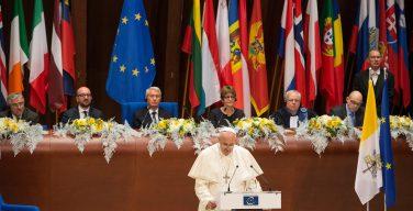 Четыре мечты Папы Франциска о Европе
