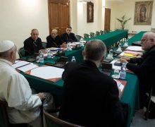 Онлайн-заседание Совета кардиналов