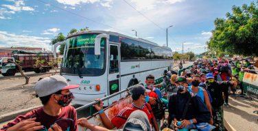 Папа пожертвовал продукты и средства защиты венесуэльским эмигрантам