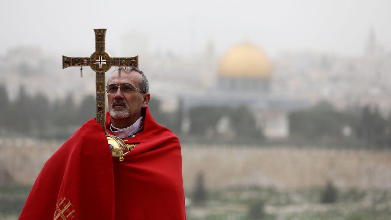 Монсеньор Пиццабалла назначен латинским Патриархом Иерусалима