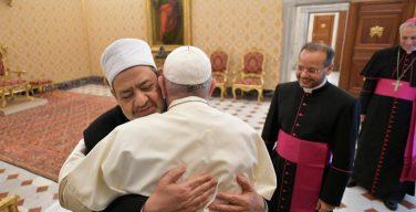 Аль-Тайиб: мой брат Франциск возвращает человечеству совесть