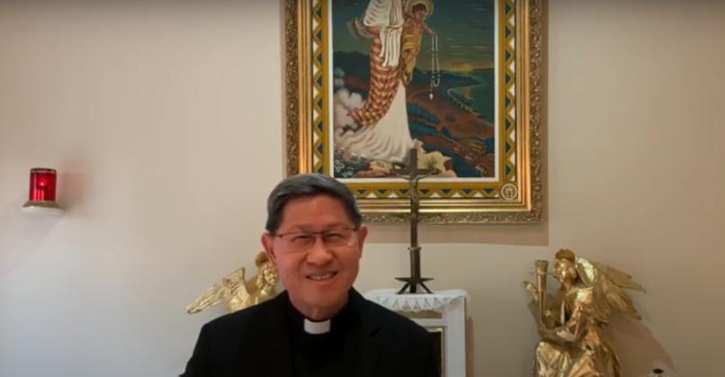 Кардинал Тагле: миссионеры всегда рядом с самыми бедными
