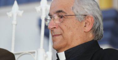 """Поздравительное Послание Его Высокопреосвященства Архиепископа Джованни Д""""Аниелло, Апостольского нунция"""
