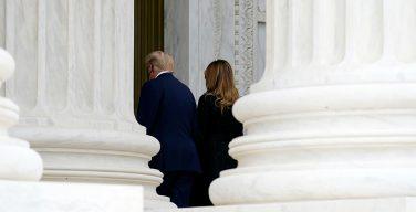 Дональд Трамп и его супруга заразились коронавирусом