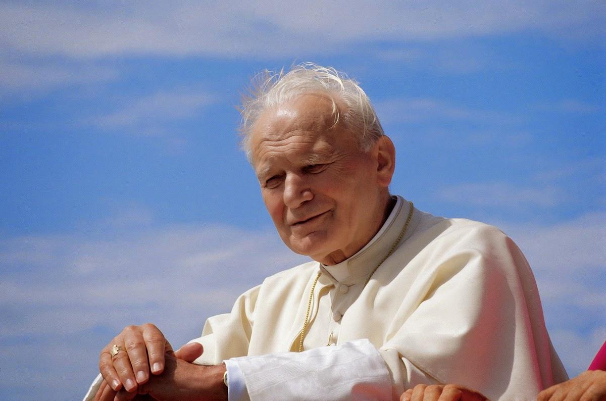 Юбилейные мероприятия к 100-летию со дня рождения святого Иоанна Павла II пройдут в Иркутске