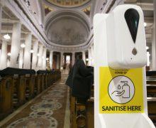 Ирландские епископы выступают против запрета Месс с участием народа