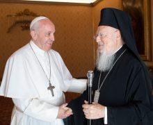 Патриарх Варфоломей: энциклика Fratelli tutti – венец социальной доктрины