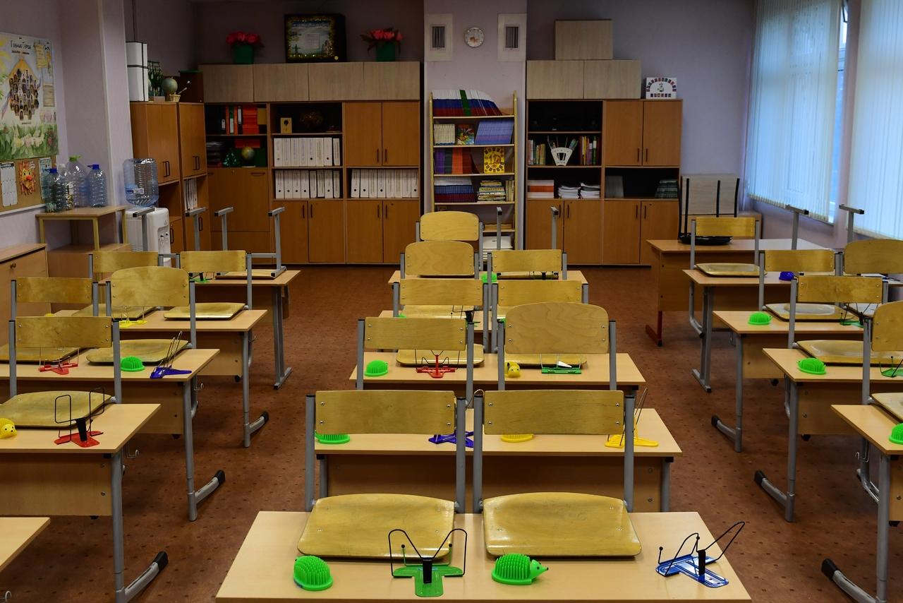 Московских старшеклассников переведут на дистанционное обучение