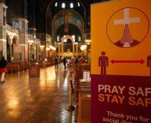 COVID-19: британское правительство предоставляет финансовую поддержку церквям Англии