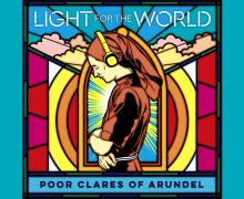 Клариссы из Арундела выпустили музыкальный CD-альбом «Свет миру»