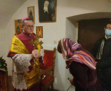 Епископ Николай Дубинин посетил греко-католический приход в Санкт-Петербурге