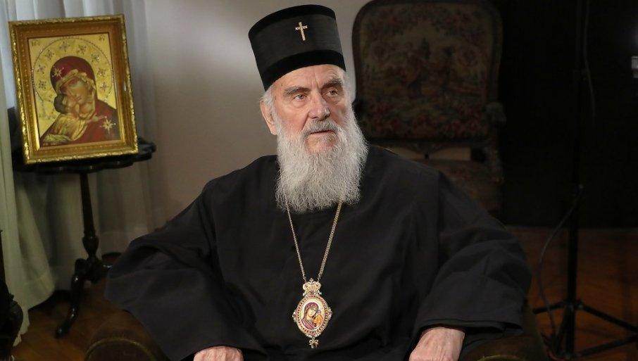 Патриарх Сербский Ириней умер от вызванных коронавирусом осложнений