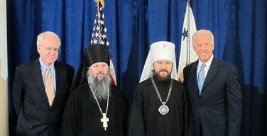 В РПЦ призвали Байдена вернуться к учению Католической Церкви