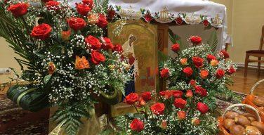 Торжественная Месса в честь св. Елизаветы Венгерской была отслужена в Новосибирске