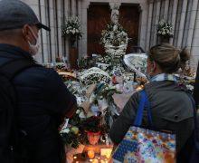 В соборе Нотр-Дам в Ницце прошла поминальная служба по жертвам теракта