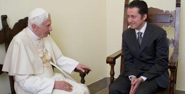 Умер Паоло Габриеле, бывший камердинер Папы Бенедикта XVI