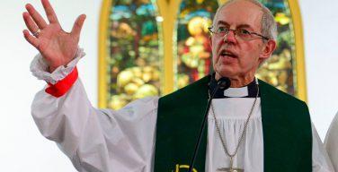 Духовный лидер Англиканской Церкви защищает свободу слова после террористических атак во Франции