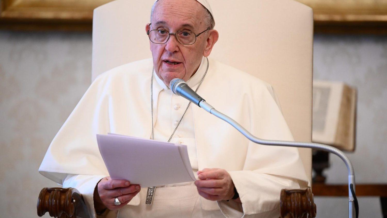 Общая аудиенция 11 ноября. Папа — о постоянстве в молитве (+ ФОТО)