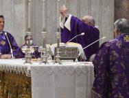 Папская Месса первого воскресенья Адвента (ФОТО + ВИДЕО)