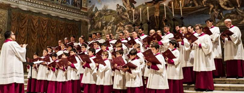 Назначен новый директор Папской музыкальной Сикстинской капеллы