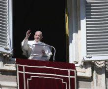 Слово Папы Франциска перед чтением молитвы «Ангел Господень» в 32-е Рядовое воскресенье. 8 ноября 2020 г., площадь Св. Петра