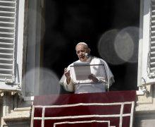 Слово Папы Франциска перед чтением молитвы «Ангел Господень» в 33-е Рядовое воскресенье. 15 ноября 2020 г., площадь Св. Петра