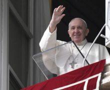 Слово Папы Франциска перед чтением молитвы «Ангел Господень» в 1-е воскресенье Адвента. 29 ноября 2020 г., площадь Св. Петра