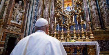 Три «ковида» в жизни Папы Франциска