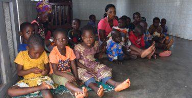 Швейцарцы организуют миссионерскую кампанию в пользу детей Гвинеи