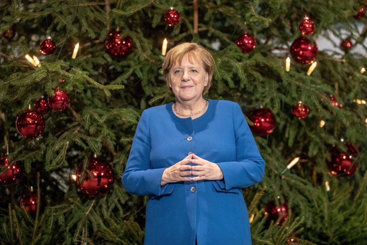 Меркель пока отказалась ослабить локдаун в Германии на Рождество и Новый год