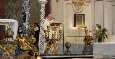 Кардинал Бассетти покинул отделение реанимации