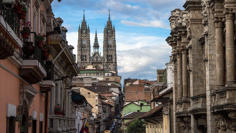 Папа скорбит о смерти эквадорского кардинала Чирибоги
