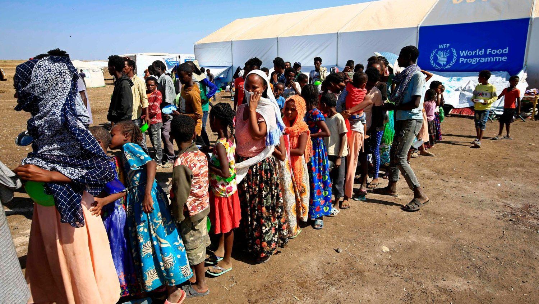 Папа молится о мире в Эфиопии