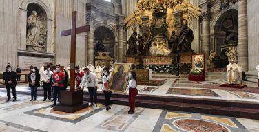 На Мессе в торжество Христа Царя Вселенной Папа Франциск обратился к молодежи