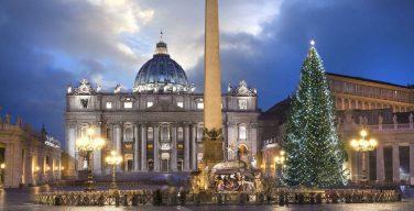 В Ватикане скоро начнётся подготовка к Рождеству