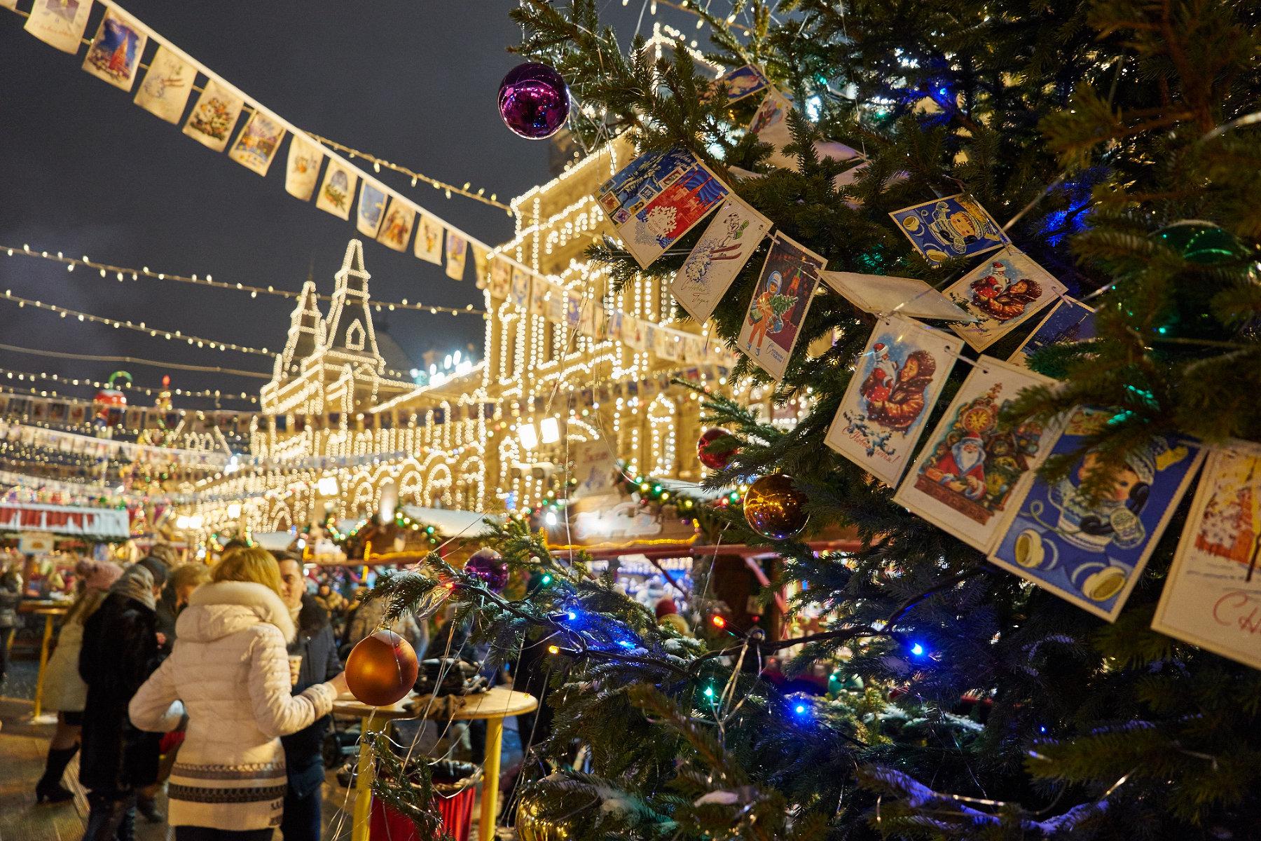 Фестиваля «Путешествие в Рождество» и новогодних ёлок в Москве в этом году не будет