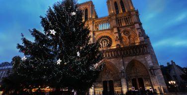 Комендантский час отменят во Франции на Рождество и Новый год