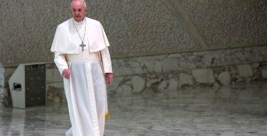 Папа: пандемия привела к кризису современной модели организации и развития