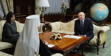 Лукашенко высказался о приглашении Папы Римского в Белоруссию