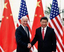 Пекин поздравил Байдена с победой на выборах президента США