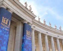 Украинский вертеп в Ватикане (ФОТО)