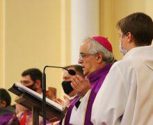 Апостольский нунций в России отслужил первую Мессу в Кафедральном соборе Непорочного Зачатия Пресвятой Девы Марии в Москве