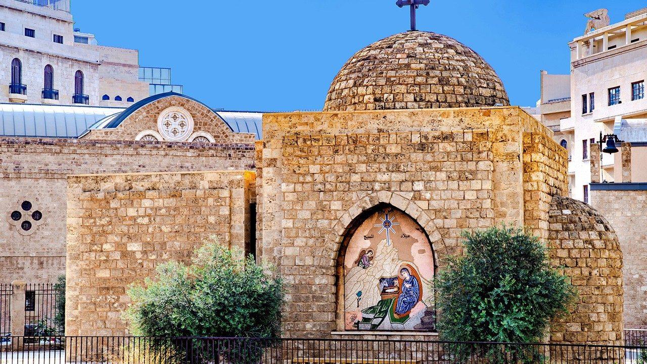 Папа поздравил ливанцев с Рождеством