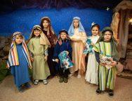 «Божьи коровки» отпраздновали Рождество Христово (ФОТО)