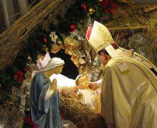 Российские католики в Рождество помолились о прекращении пандемии
