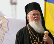 Патриарх Варфоломей объявил, что приедет на Украину в августе 2021 года