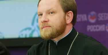 Бывший глава Патриаршей пресс-службы стал редактором старейшего журнала РПЦ