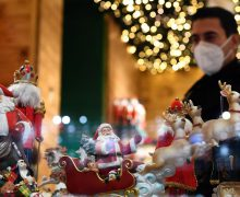 Правительство Италии ужесточило карантинные меры на праздничный период